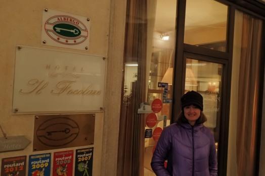 Hotel Il Focolare, Treviso